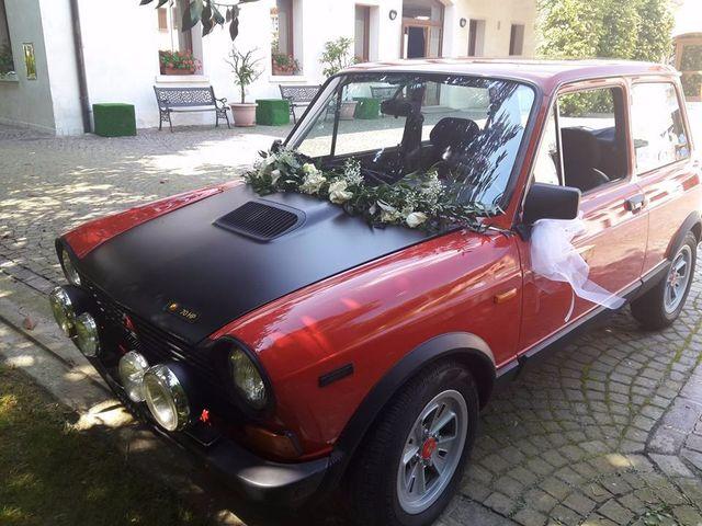 Il matrimonio di Matteo e Cristina  a Fontanelle, Treviso 3