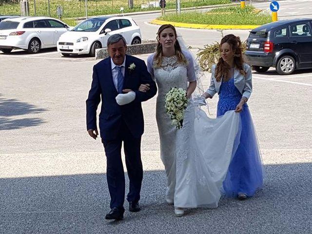 Il matrimonio di Matteo e Cristina  a Fontanelle, Treviso 8