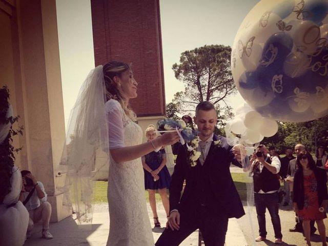 Il matrimonio di Matteo e Cristina  a Fontanelle, Treviso 9
