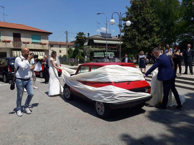 Il matrimonio di Matteo e Cristina  a Fontanelle, Treviso 10