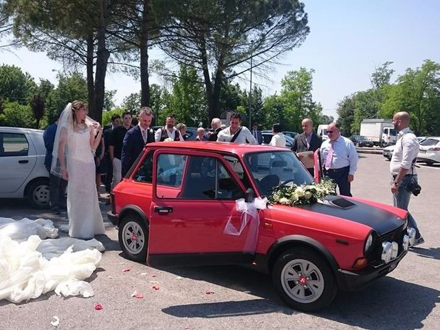 Il matrimonio di Matteo e Cristina  a Fontanelle, Treviso 11
