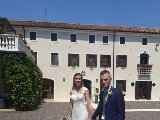 Il matrimonio di Matteo e Cristina  a Fontanelle, Treviso 14