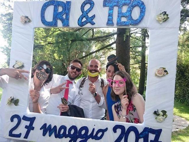 Il matrimonio di Matteo e Cristina  a Fontanelle, Treviso 17
