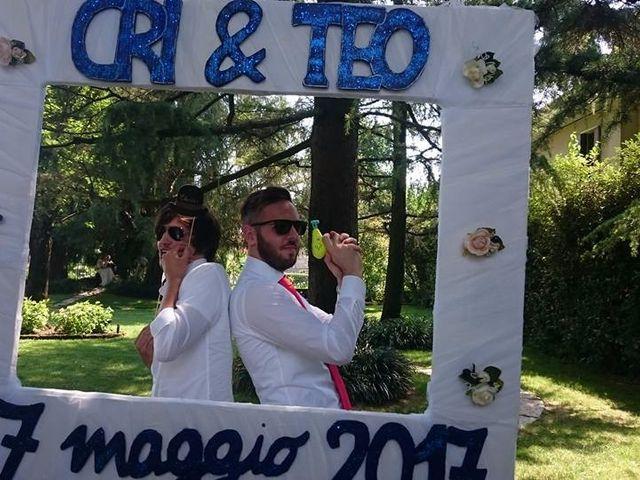 Il matrimonio di Matteo e Cristina  a Fontanelle, Treviso 19