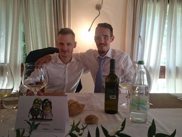 Il matrimonio di Matteo e Cristina  a Fontanelle, Treviso 24