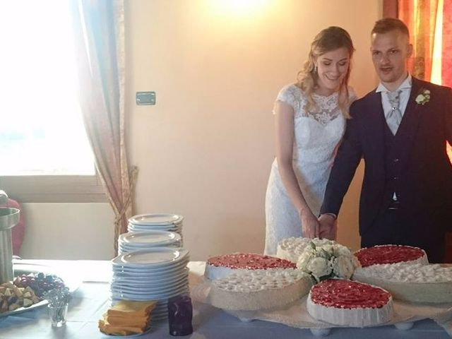 Il matrimonio di Matteo e Cristina  a Fontanelle, Treviso 39