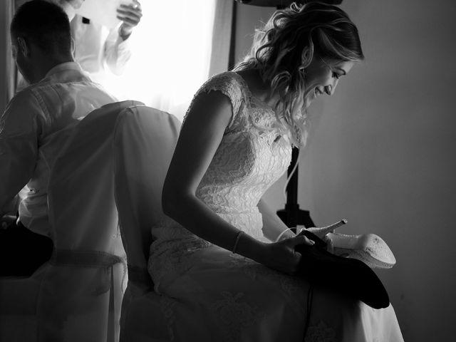 Il matrimonio di Matteo e Cristina  a Fontanelle, Treviso 25