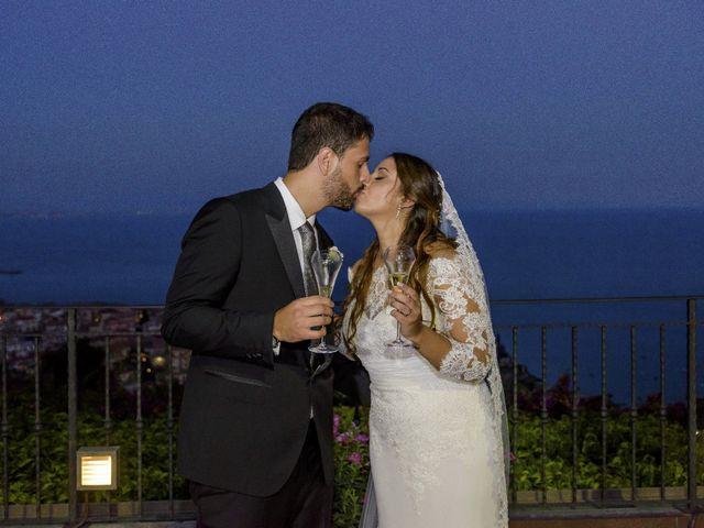 le nozze di Fabiana e Gaetano