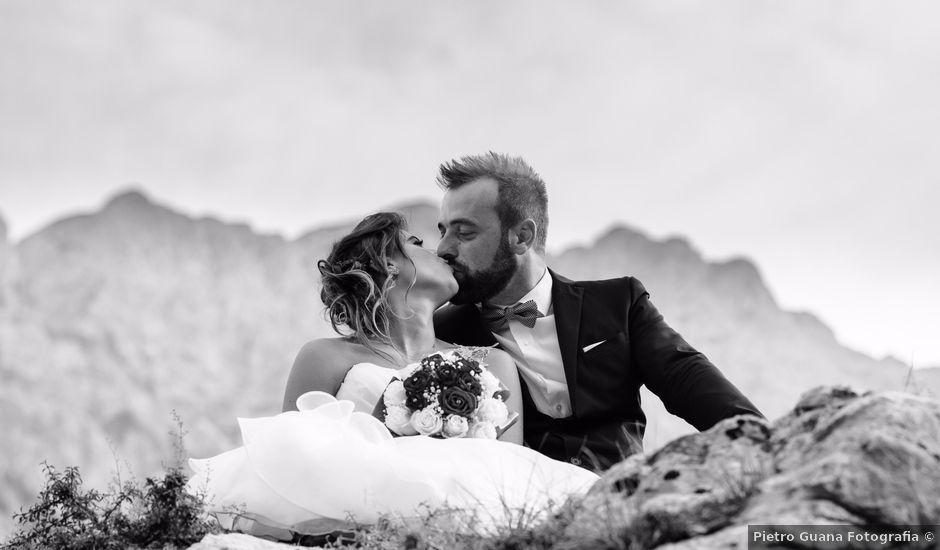 Il matrimonio di Fabio e Nicole a Ardesio, Bergamo