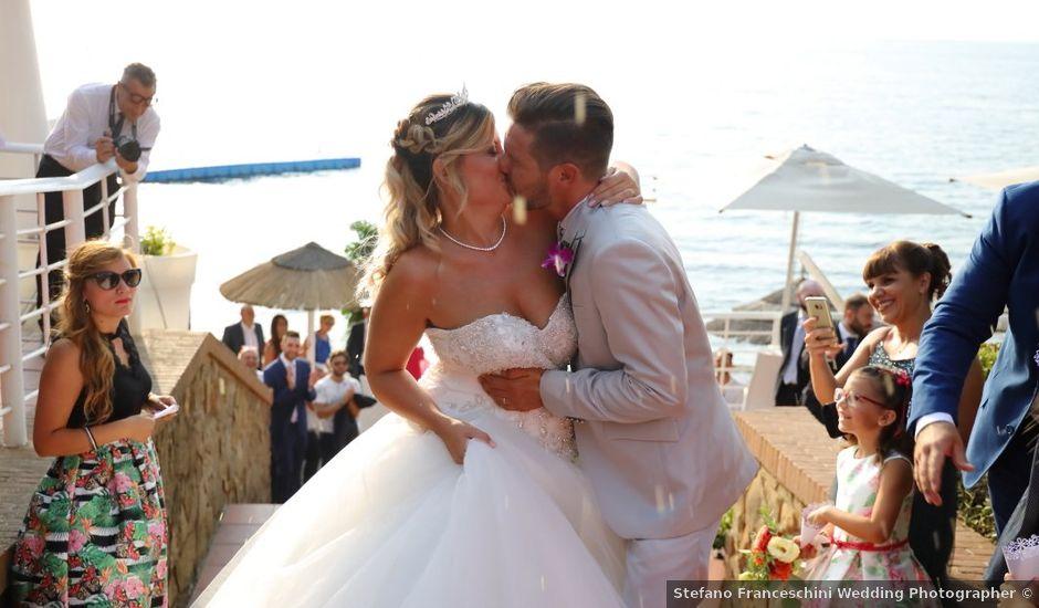 Il matrimonio di Cristel e Giammaria a Scarlino, Grosseto