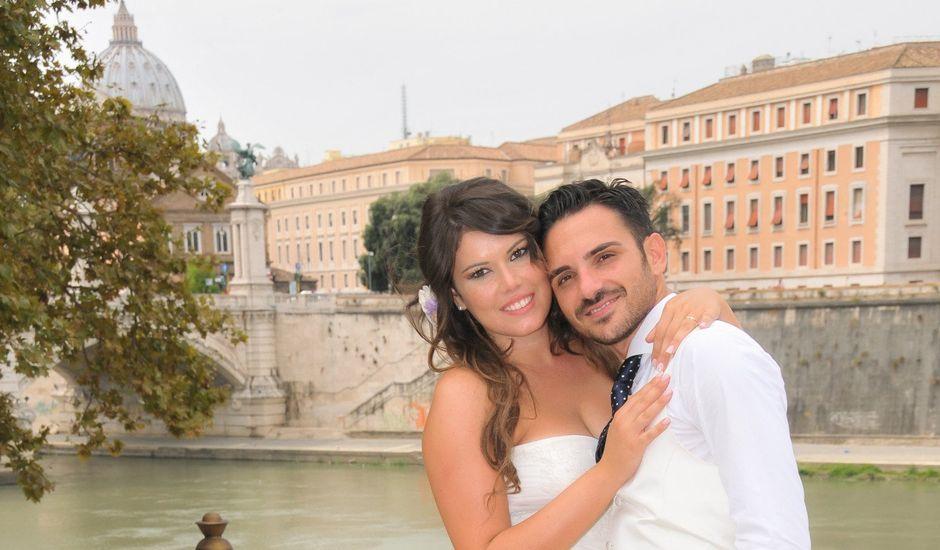 Il matrimonio di Carmine  e Valentina  a Roma, Roma