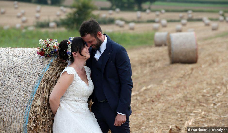Il matrimonio di Daniele e Denise a Pozzolengo, Brescia