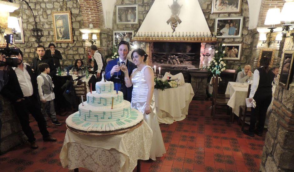 Il matrimonio di Valentina e Giuseppe  a Velletri, Roma