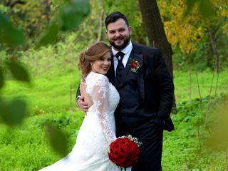 Le nozze di Noemi e Gianluca