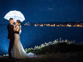 Le nozze di Morena e Vincenzo