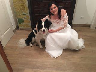 Le nozze di Samanta  e Alessio  1