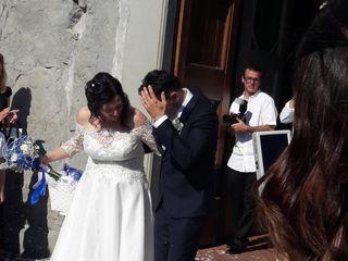 Le nozze di Samanta  e Alessio  3
