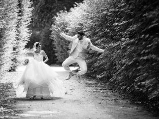 Le nozze di Alessia e Giordano