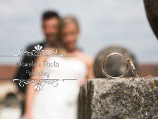 Le nozze di Paola e daniele 1
