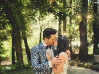 Le nozze di Viviana  e Michael  1