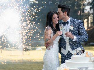 Le nozze di Viviana  e Michael