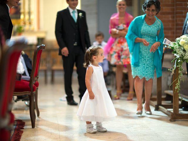 Il matrimonio di Luca e Monica a Magnago, Milano 11