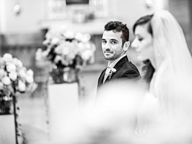 Il matrimonio di Luca e Monica a Magnago, Milano 12