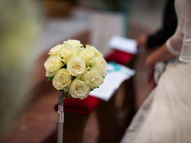 Il matrimonio di Luca e Monica a Magnago, Milano 13