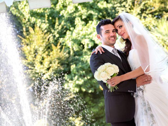 Il matrimonio di Luca e Monica a Magnago, Milano 16