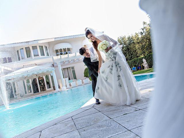 Il matrimonio di Luca e Monica a Magnago, Milano 1