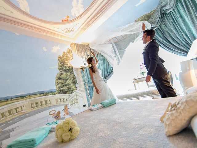 Il matrimonio di Luca e Monica a Magnago, Milano 18