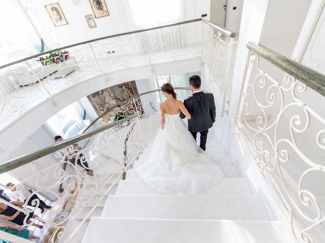 Il matrimonio di Luca e Monica a Magnago, Milano 19