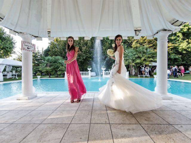 Il matrimonio di Luca e Monica a Magnago, Milano 21