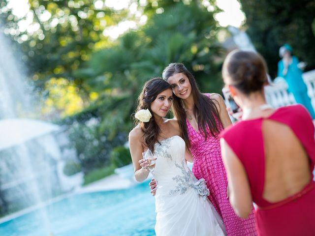 Il matrimonio di Luca e Monica a Magnago, Milano 23