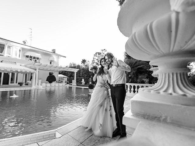 Il matrimonio di Luca e Monica a Magnago, Milano 25