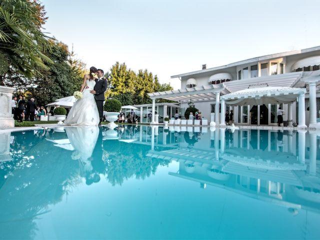 Il matrimonio di Luca e Monica a Magnago, Milano 26