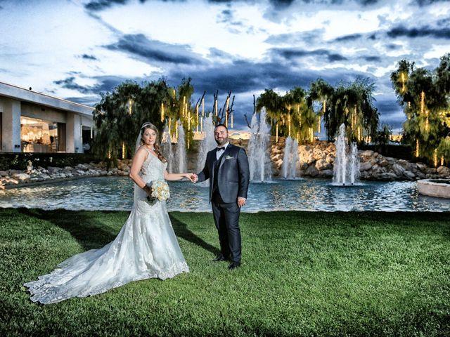 le nozze di Graziana e Nicola