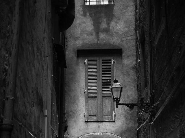 Il matrimonio di Michel e Kristine a Volterra, Pisa 28