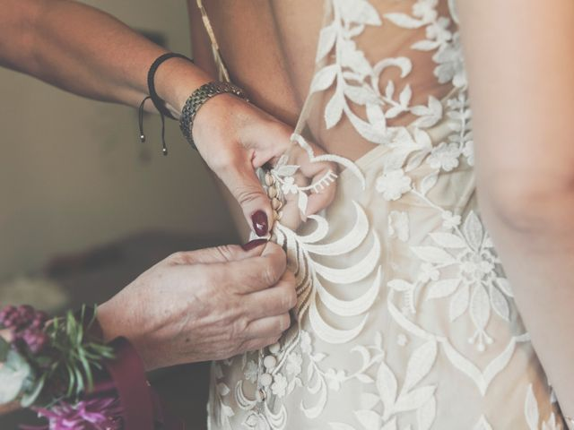 Il matrimonio di Dallas e Stefanie a Viterbo, Viterbo 7