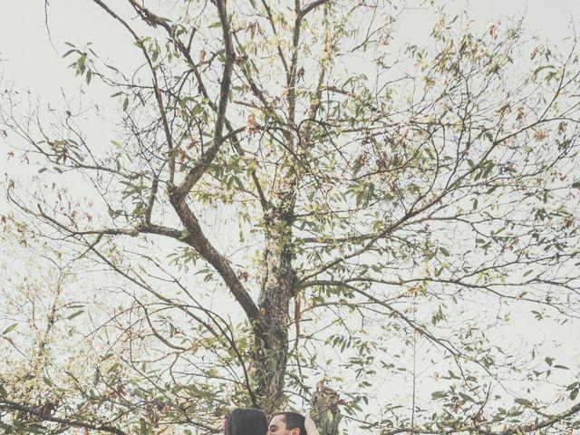 Il matrimonio di Dallas e Stefanie a Viterbo, Viterbo 31