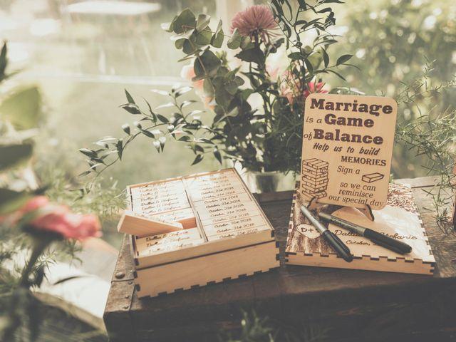 Il matrimonio di Dallas e Stefanie a Viterbo, Viterbo 48