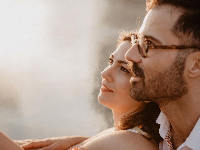 Il matrimonio di Gianluca e Natascia a Vieste, Foggia 11