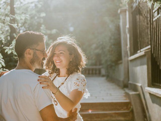 Il matrimonio di Gianluca e Natascia a Vieste, Foggia 16