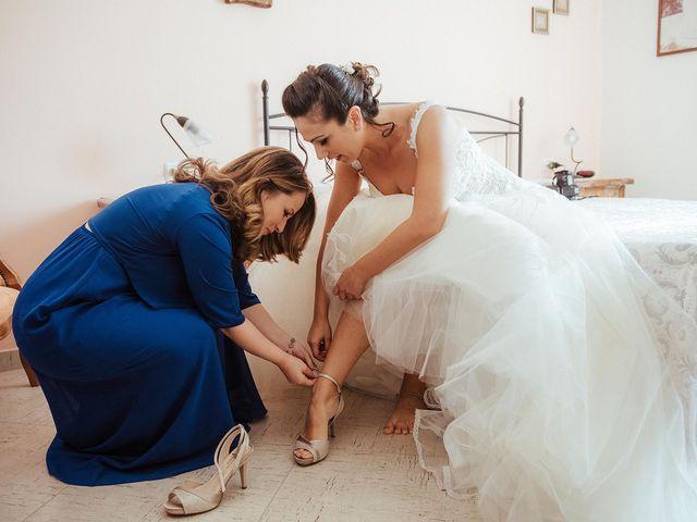 Il matrimonio di Gianluca e Natascia a Vieste, Foggia 39