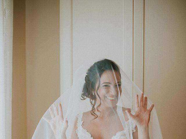 Il matrimonio di Gianluca e Natascia a Vieste, Foggia 43