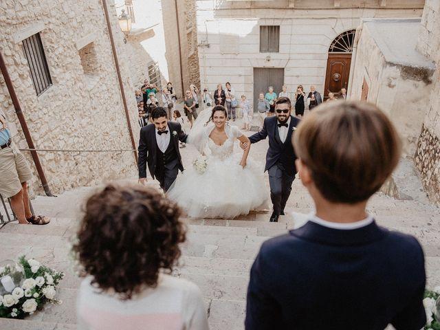 Il matrimonio di Gianluca e Natascia a Vieste, Foggia 50