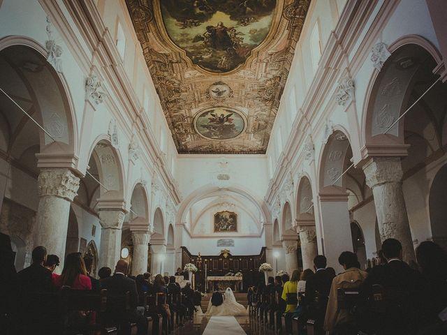 Il matrimonio di Gianluca e Natascia a Vieste, Foggia 51
