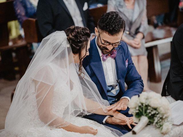 Il matrimonio di Gianluca e Natascia a Vieste, Foggia 52