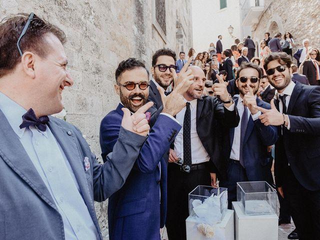 Il matrimonio di Gianluca e Natascia a Vieste, Foggia 53