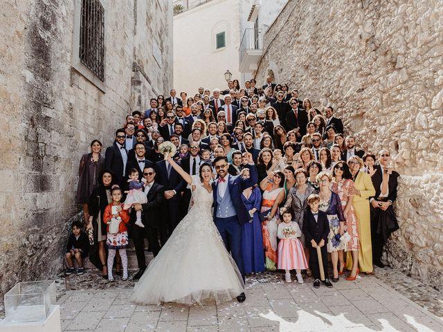 Il matrimonio di Gianluca e Natascia a Vieste, Foggia 54